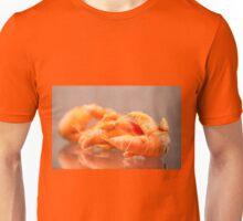 Fresh deformed carrot roots Unisex T-Shirt