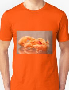 Fresh deformed carrot roots T-Shirt