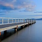 Lake Illawarra Jetti by Ryan Conyers