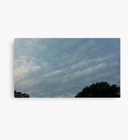 Cumulonimbus 110 Canvas Print