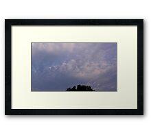 Cumulonimbus 125 Framed Print