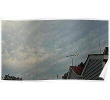 Cumulonimbus 127 Poster