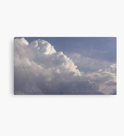 Cumulonimbus 138 Canvas Print