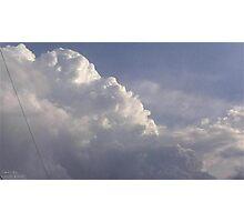 Cumulonimbus 138 Photographic Print
