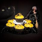 Halloween Cupcake Cake by AnnDixon