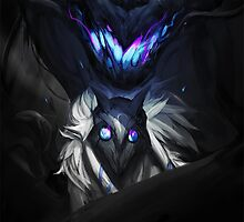 Kindred - League of Legends by Waccala