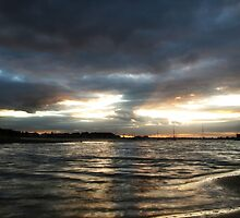 Malahide Sunset by Patrick Horgan