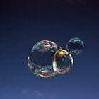 3 bubbles. by Baska