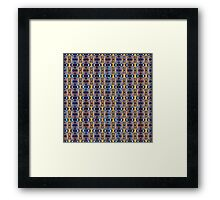 Pattern #10 Framed Print