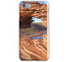 Natures Window, Kalbarri, Western Australia iPhone Case/Skin