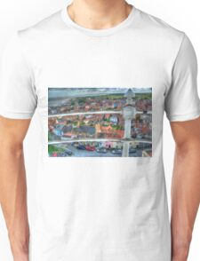 View from Southwold Lighthouse Unisex T-Shirt