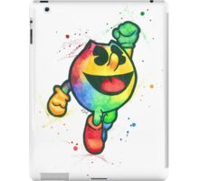 """Pac-Man"", from the videogame Pac-Man. iPad Case/Skin"