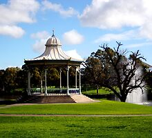 Elder Park Rotunda by Cherie Vivar