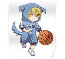 Kise Chibi - Kuroko no Basket Poster