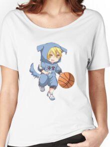 Kise Chibi - Kuroko no Basket Women's Relaxed Fit T-Shirt
