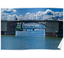 Bridges and Bridges and Bridges Poster