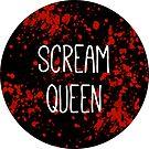 scream queen by immunetogravity