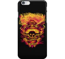 death ungry rider iPhone Case/Skin