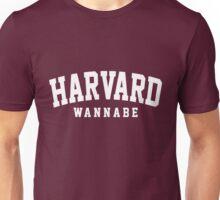 Harvard Wannabe Unisex T-Shirt
