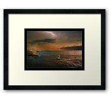Valletta Point Framed Print