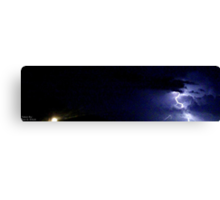 Storm Chase 2011 23 Canvas Print