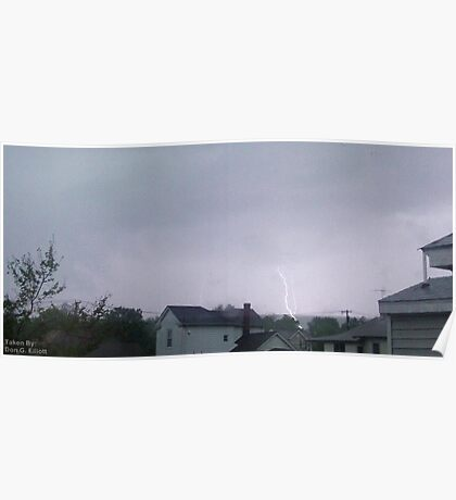 Storm Chase 2011 27 Poster