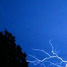 Blue Lightning by dge357