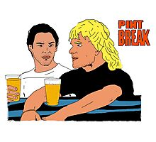 Pint break! Photographic Print