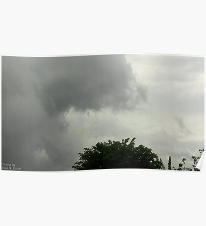 Storm Chase 2011 61 Poster
