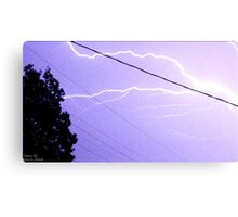 Storm Chase 2011 73 Canvas Print