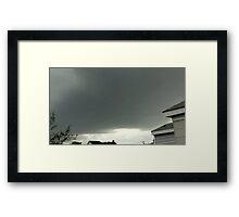Storm Chase 2011 74 Framed Print