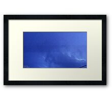 Storm Chase 2011 75 Framed Print