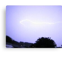 Storm Chase 2011 89 Canvas Print