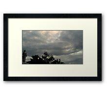 Storm Chase 2011 90 Framed Print