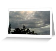 Storm Chase 2011 90 Greeting Card