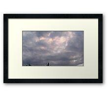 Storm Chase 2011 93 Framed Print