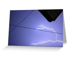 Storm Chase 2011 99 Greeting Card