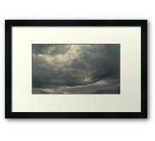 Storm Chase 2011 111 Framed Print