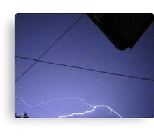 Storm Chase 2011 112 Canvas Print