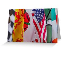 Flags of the World, Greeting Card