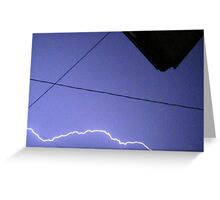 Storm Chase 2011 115 Greeting Card