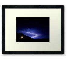 Storm Chase 2011 120 Framed Print