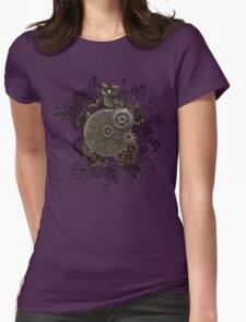 The Steampunk Owl T-Shirt