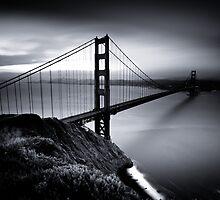 Golden Morning at Golden Gate by hermez