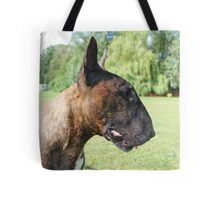 Kenny Bull Terrier Tote Bag