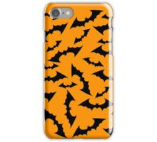 Bats (rotating) iPhone Case/Skin