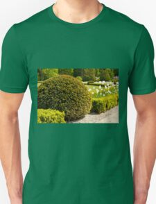 Green Taxus baccata Yew shrub Unisex T-Shirt