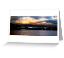 SERA SUL LAGO LOBDELL, MICHIGAN Greeting Card
