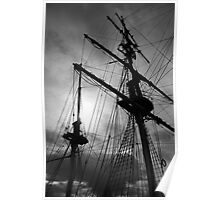 Dunbrody famine ship Poster