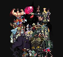 Skullgirls - Gone But Not Forgotten (No Text) Unisex T-Shirt